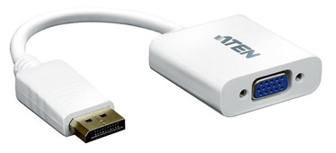 Aten Adapter DisplayPort to VGA White
