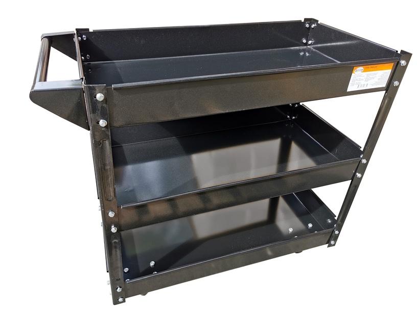 Įrankių dėžė - vežimėlis OKKO, 41 x 78,2 x 83,8 cm