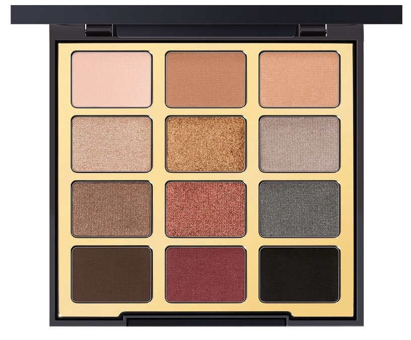 Milani Bold Obsessions Eyeshadow Palette 12g MAEP 02