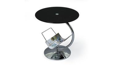 Kavos staliukas Alma, juodas