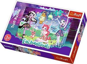 Trefl Puzzle Enchantimals The Magical World Of Enchantimals 30pcs 18236