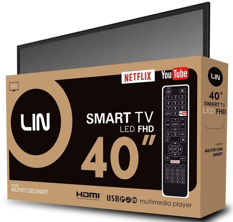 Televizorius LIN 40D1200