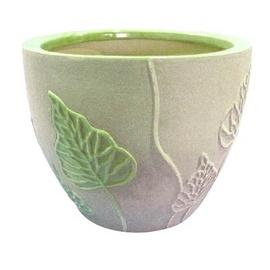TDS Ceramic Indoor Plant Pot IP10-165 29x23cm