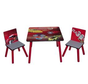 Vaikiškų baldų komplektas Lenktynės MZ3921