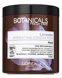 L´Oreal Paris Lavender Soothing Therapy Hair Mask 200ml