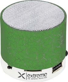 Belaidė kolonėlė Esperanza XP101 Flash Bluetooth Speaker Green