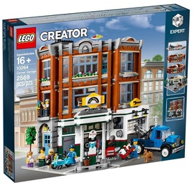 Constructor LEGO Creator Corner Garage 10264
