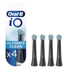 Насадка Oral-B Ultimate Clean, черный, 4 шт.