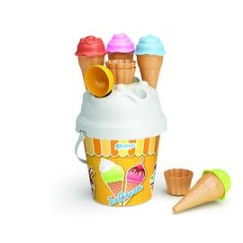 Набор игрушек для песочницы Adriatic Ice Cream, многоцветный