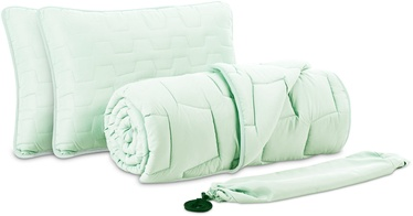 Dormeo AdaptiveGo Duvet And Pillow Set 200x200 Mint