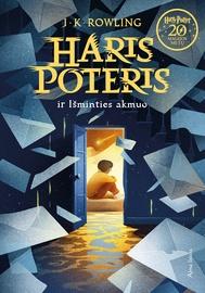 Knyga Haris Poteris ir Išminties akmuo. 1 dalis