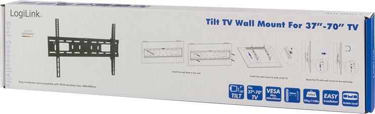 "Logilink BP0018 TV Wall Mount 37–70"""