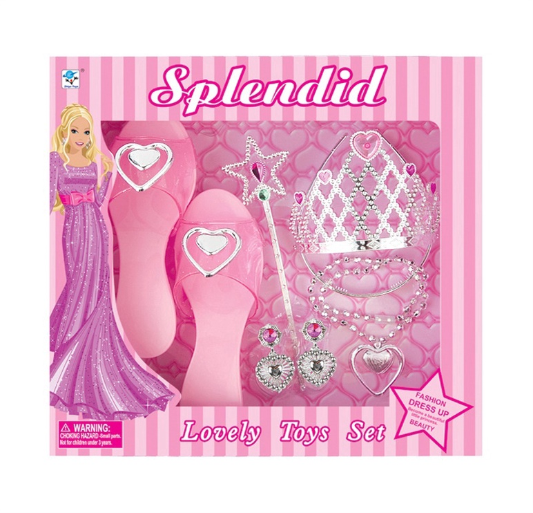 Žaislinis grožio rinkinys Splendid Lovely 514220241/NP126