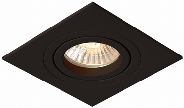 Light Prestige Metis 1 Mounted Lamp 50W GU10 Black