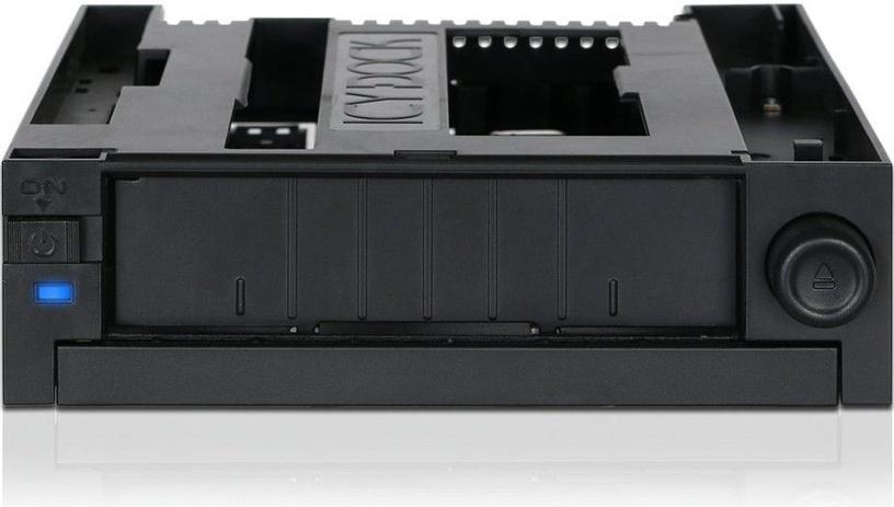 "Icy Dock DuoSwap MB971SPO-B 3.5"" SATA 9.5mm ODD"