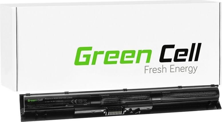 Green Cell Battery HP Pavilion 14-AB 15-AB 15-AK 17-G 2200mAh