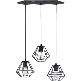 Pakabinamas šviestuvas TK Lighting Diamond 846, 3X60W, E27