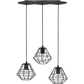 Lampa Griestu Diamond 846 3X60W E27 (TK LIGHTING)