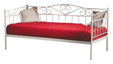 Signal Meble Birma Bed 90x200cm White