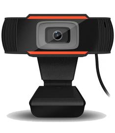 Интернет-камера, черный/oранжевый, 1080p