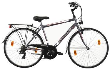 """Velosipēds Bottari Good Bike Oxford Grey, 19.5"""", 28"""""""