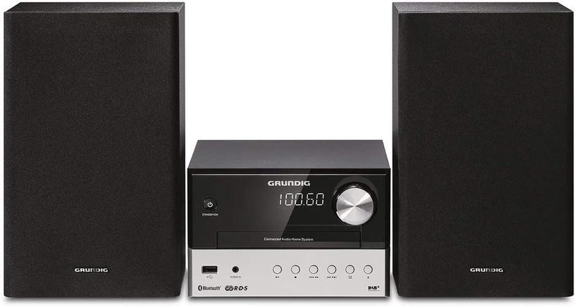 Grundig CMS 2000 BT Silver Black