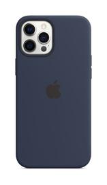 Dėklas silikoninis iPhone 12 Pro max mėlyna