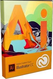 Adobe Illustrator CC 1Y Electronic Licence