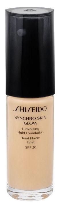 Shiseido Synchro Skin Glow Luminizing Fluid Foundation SPF20 30ml G2