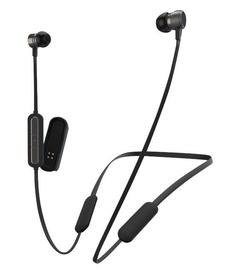 Ausinės Vivanco ircoustic Premium Sound BT Black, belaidės