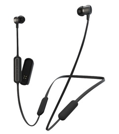 Vivanco Aircoustic Premium Sound BT In-Ear Earbuds Black