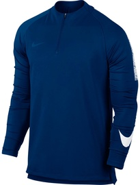 Nike Sweatshirt Drill Squad 859197 433 Blue M