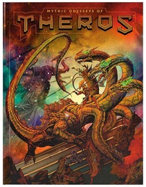 Stalo žaidimas D&D Dungeons & Dragons 5th Edition Mythic Odysseys of Theros, EN