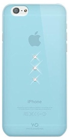 White Diamonds Trinity Case With Swarovski Crystals For Apple iPhone 6/6s Blue