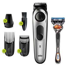 Braun BT5260 Beard Trimmer Black/Silver