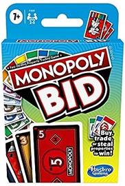 Настольная игра Hasbro Monopoly Bid F1699BAL, LT/LV/EE/EN