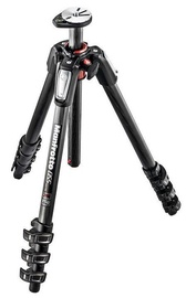Manfrotto Carbon Fibre 4-Section Photo Tripod MT055CXPRO4