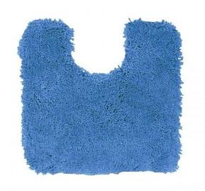 Spirella Highland Toilet Rug 55x55cm Blue