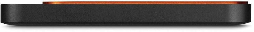 Жесткий диск Lacie Portable SSD, HDD, 1 TB, черный