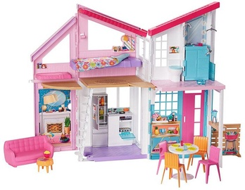 Mattel Barbie Malibu House Playset FXG57