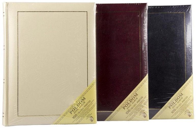 Альбом для фотографий Poldom Album B 15 x 21 / 100 M Classic 4
