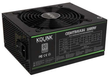 Kolink Continuum 80 Plus Platinum PSU 1050W
