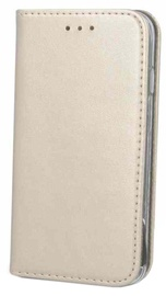 Mocco Smart Magnetic Book Case For HTC U12 Plus Gold