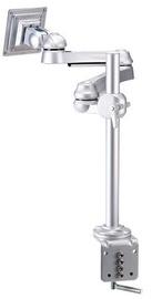 "Televizoriaus laikiklis Newstar FPMA-D930 Flat Screen Desk Mount 10-30"" Silver"