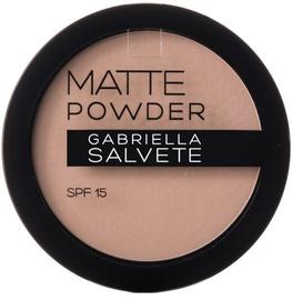Gabriella Salvete Matte Powder SPF15 8g 01
