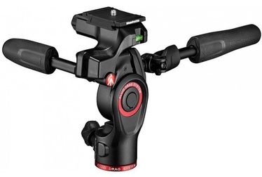 Statiivi lisadetail Manfrotto Befree 3-Way Live MH01HY-3W