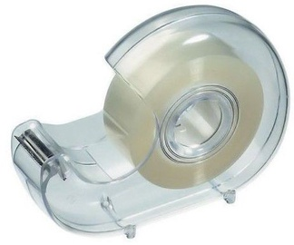Herlitz Adhesive Tape With Dispenser Transparent 10509354