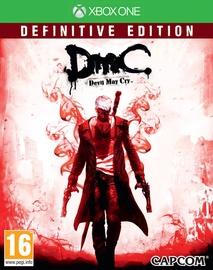 Игра Xbox One DMC Devil May Cry: Definitive Edition Xbox One