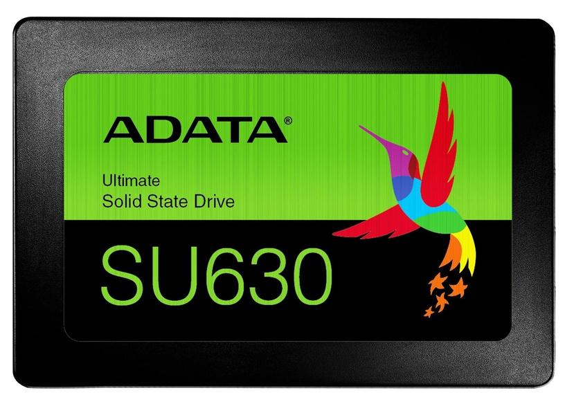 ADATA SU630 240GB SSD 2.5inch SATA3 520/450 MB/s 3D QLC NAND