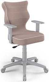 Детский стул Entelo Duo Size 5 JS08, серый/кремовый, 375 мм x 1000 мм
